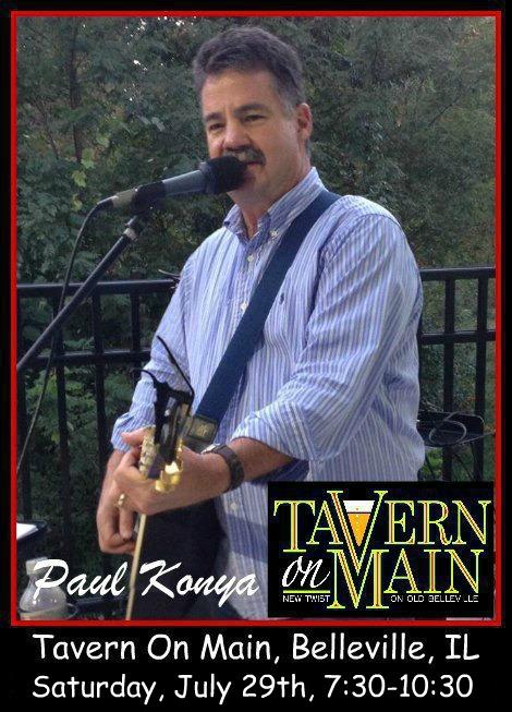 Paul Konya 7-29-17