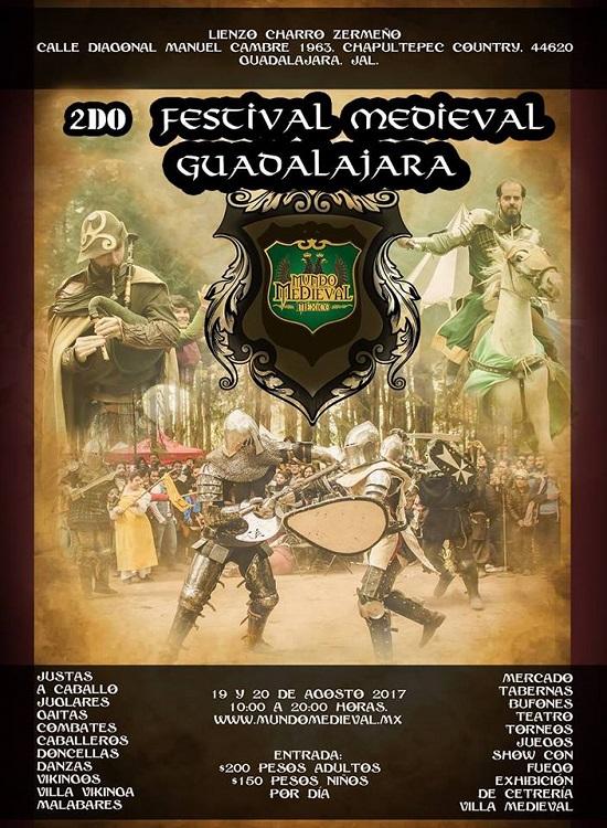 2017.08.20 FESTIVAL MEDIEVAL GUADALAJARA 2017