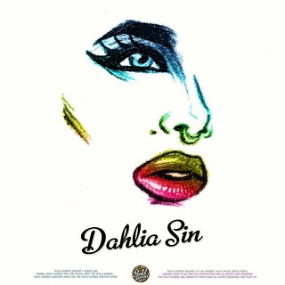DAHLIA SIN: she is a real beauty- Dahlia like the black dahlia and Sin like the 7 deadly ones. ❤️look at her http://ift.tt/2vctxeR #beautyqueen #boldqueens #dragqueen #tattoo #hausofaja #lgbt #sin #blackdahlia #sevendeadlysins #bangi #mecca #truesto
