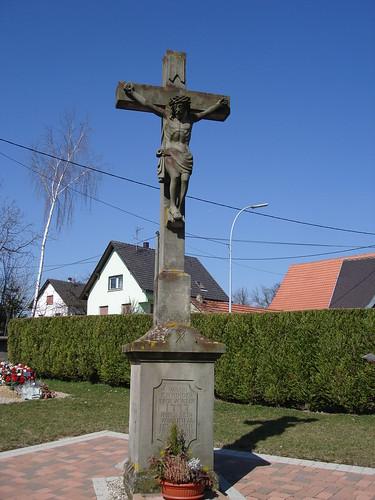 Croix 3 à Eberbach-Seltz