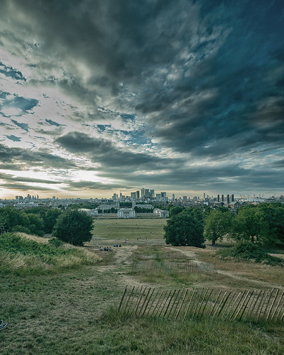 potrait wideangle nikon darrenjamesphotography landscape park london greenwich
