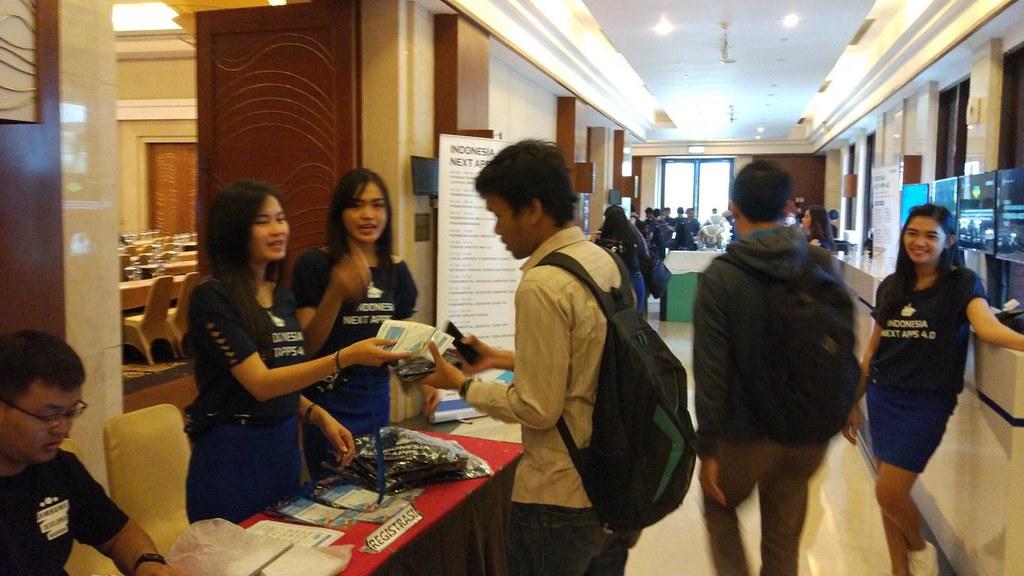 2017-07-29 Indonesia Next Apps 4.0 Workshop