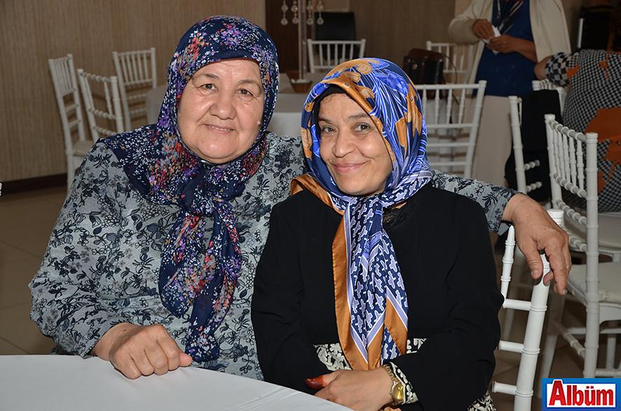Saniye Şahin, Fatma Arıkan