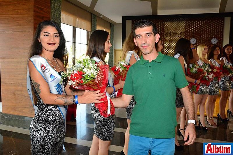 Miss Mediterranean 2017 Finalistleri Side'de -11