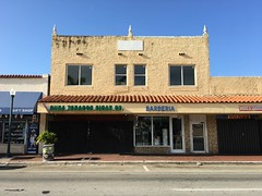 Former Clover Farm Store Grocery Little Havana