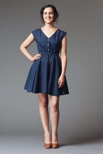 reglisse-dress-pattern