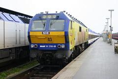Baureihe 251 - MaK DE 2700