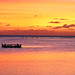 A sunset to remember 3/3 - Aitutaki, Cook Islands by geemuses