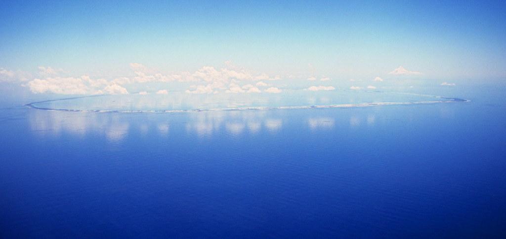 Atoll in the Tuamotu Archipelago of French Polynesia.