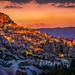 Sunset in Cappadocia by afsincelik
