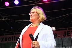 Europa, Deutschland, Berlin, Sch�neberg, Motzstra�enkiez, Eisenacher Stra�e, Lesbisch-schwules Stadtfest 2017, Angelika Sch�ttler