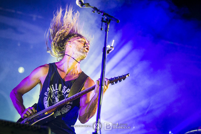 Pain Of Salvation @ Hellfest 2017, Clisson | 17/06/2017