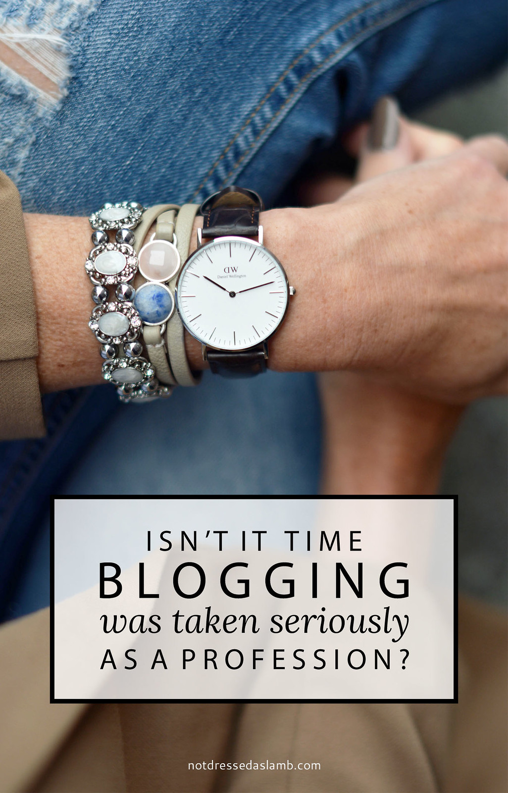 Isn't It Time Blogging Was Taken Seriously as a Profession?