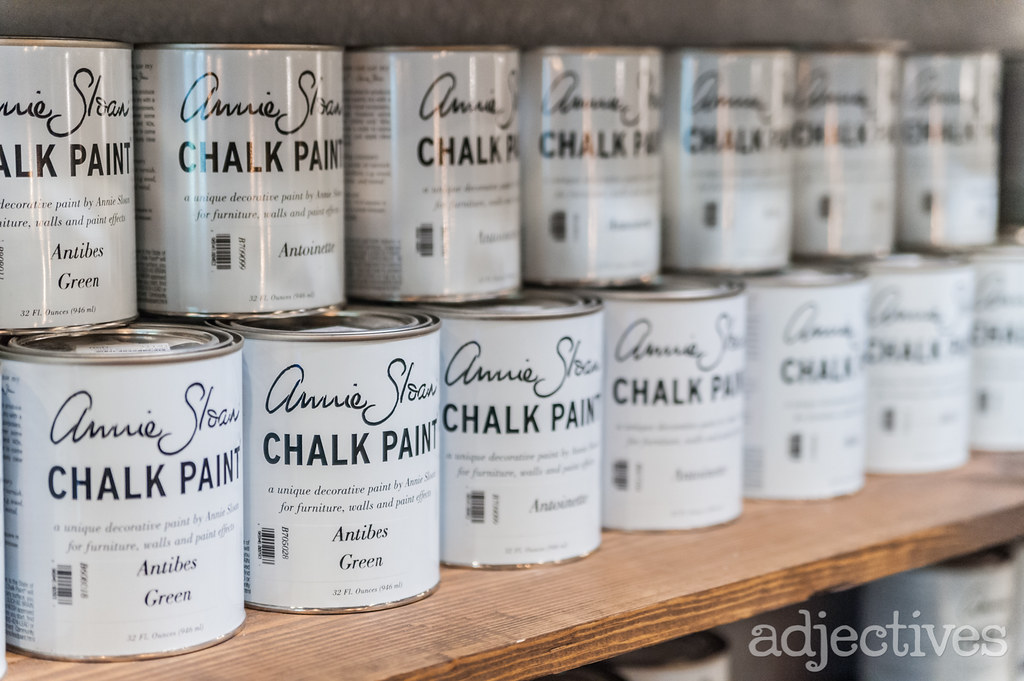 Chalk Paint® By Annie Sloan in Adjectives