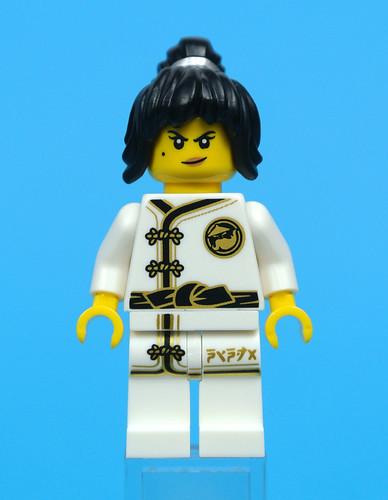 Lego zane ninjago movie choose parts legs torso head hair backpack