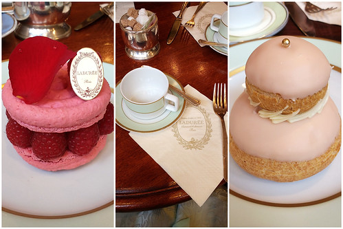 Ispahan, Tea and Religieuse
