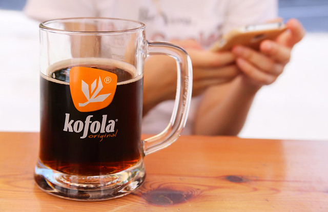 Kofola Original: if you love her, there is nothing to question