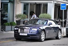 Rolls-Royce Dawn - Russia, Moscow