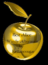 WINNER Hopeless Romantic Awards - Best Alice Golden Apple
