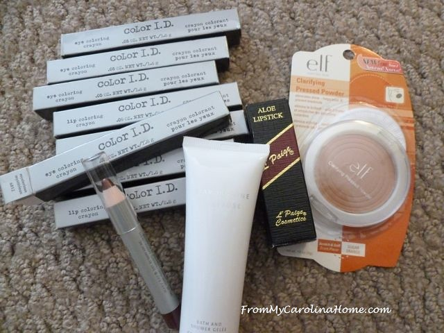 Karen's Mary Kay donation