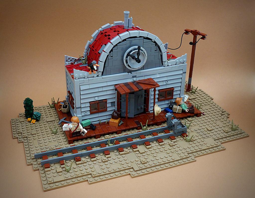 1872 - Train Station