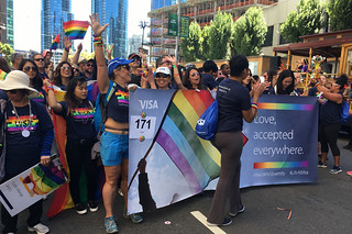 SF Pride - Hitech Visa