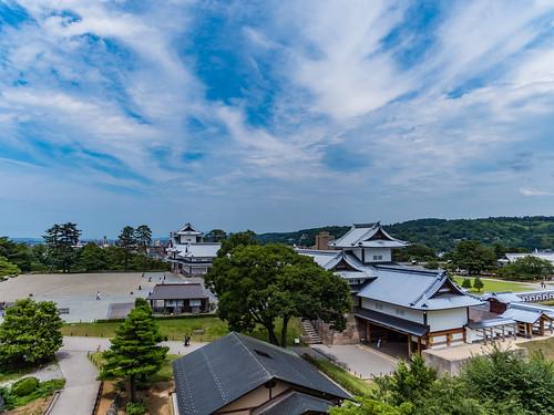 Kanazawa Castle Park #8