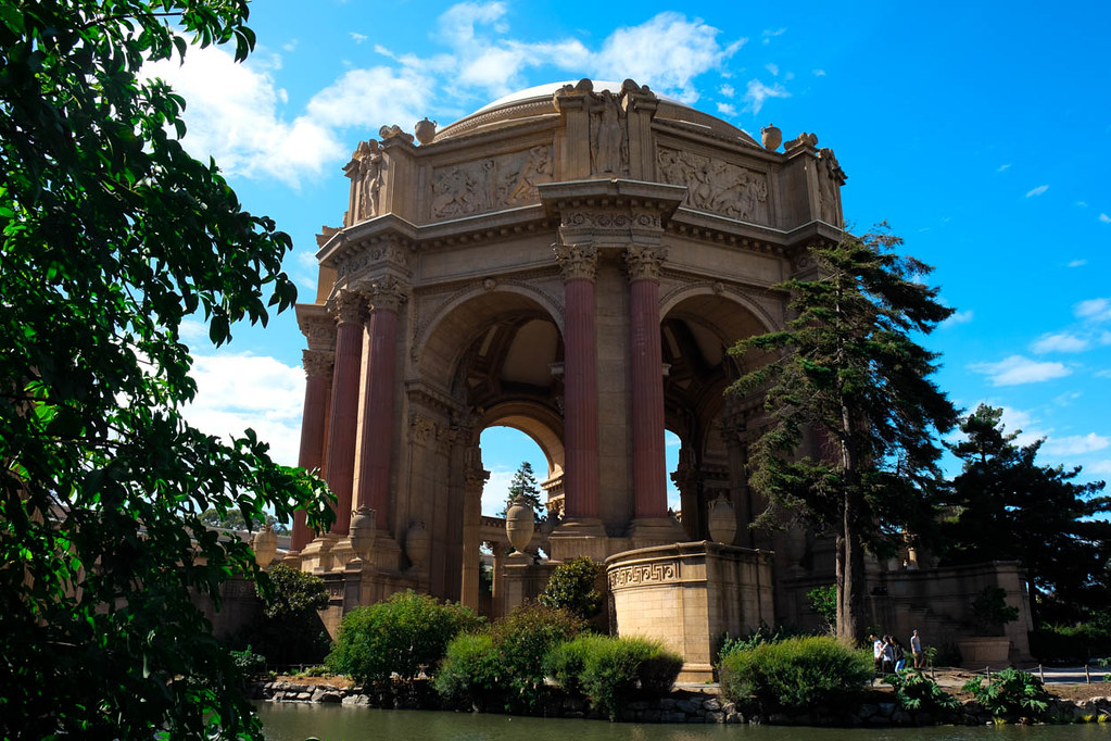 Palace of the Fine Arts | Free things to do in San Francisco