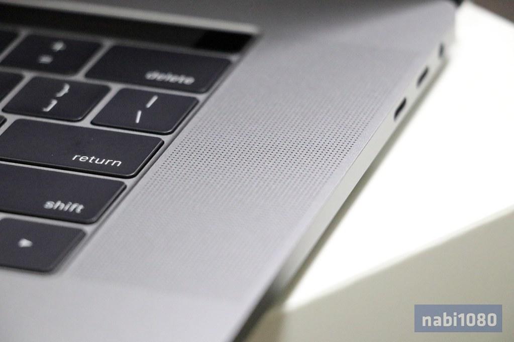 15インチ MacBook Pro 201707