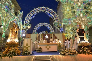 Noicattaro. Festa del Carmine 2017 - I parte front