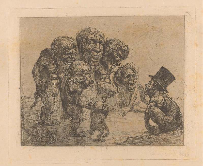 Johannes Josephus Aarts - Seven  Monsters