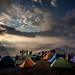 Amanhecer no Acampamento by Waldyr Neto