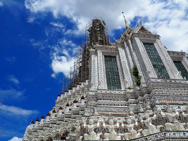 P6233151 ワット・アルン(暁の寺/Wat Arun) バンコク3大寺院 bangkok thailand