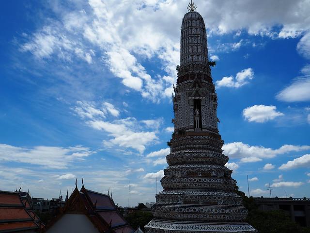P6233163 ワット・アルン(暁の寺/Wat Arun) バンコク3大寺院 bangkok thailand