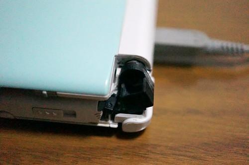 3DSが壊れた