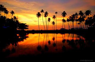 Thirumullavaram beach,Kollam
