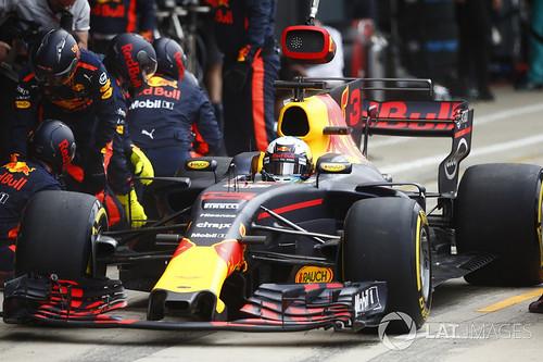 Red Bull ja Ricciardo 25.7.