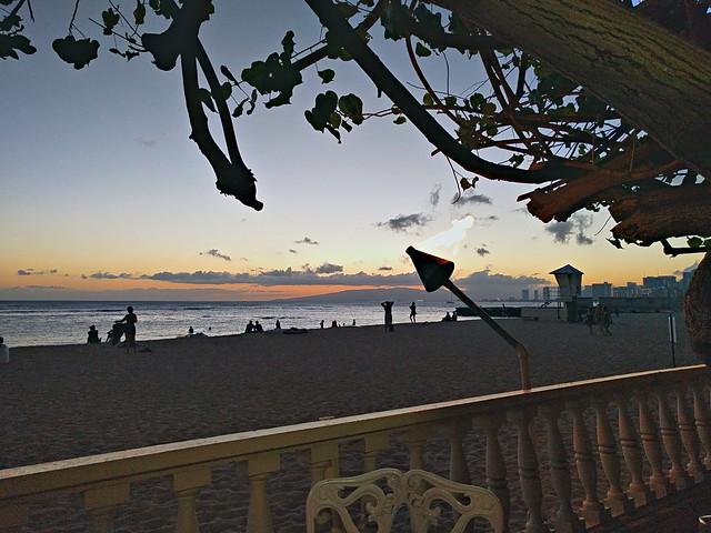 Another Waikiki Sunset