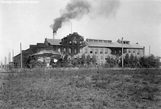 Sugar beet factory, South Santa Ana