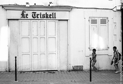 Le triskell.