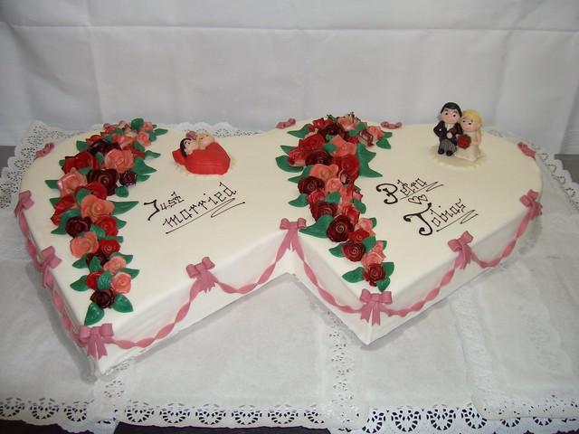 Hochzeit Herzförmig