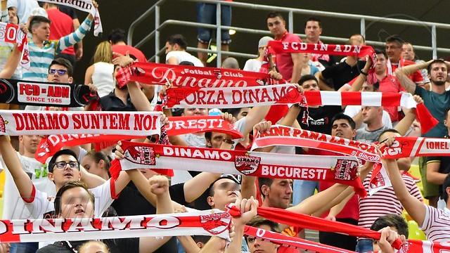 Dinamo - Botosani 0-1