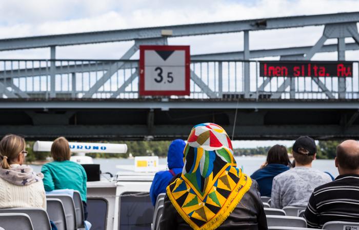 strömma diana saaristoristeily helsinki sightseeing suomenlahti meri saaristo sillan alitus veneellä (1 of 1)