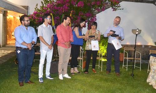 Lançamento do Livro vencedor - Prémio Nacional de Poesia da Vila de Fânzeres