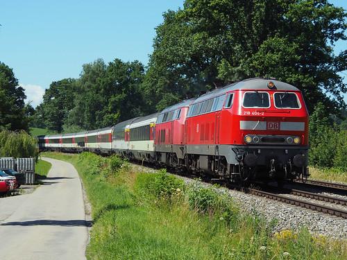 DB 218 404