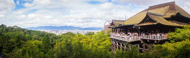清水寺 Kiyomizu-dera temple panorama explored, Olympus E-PL5, Lumix G 20mm F1.7 Asph.