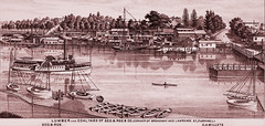 Flushing. Long Island -- 1882