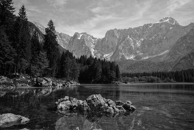 Nature - Lago di Fusine - Italy