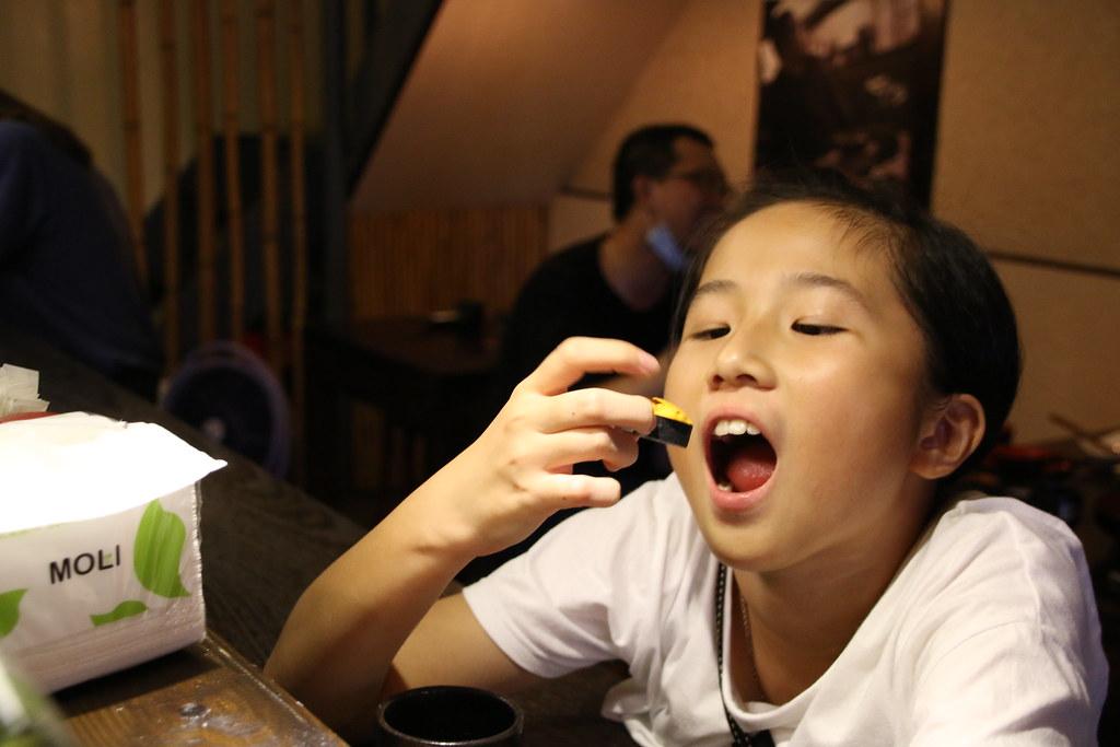 鰻魚飯 (2)