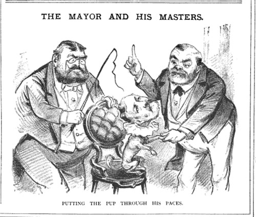 mayor and his masters, the (1883)